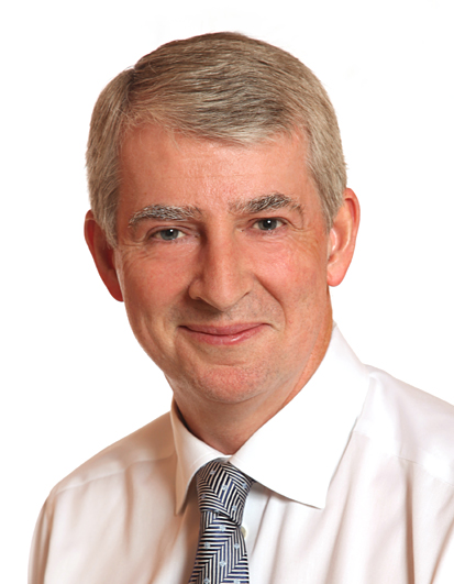 Dr. Peter McParland