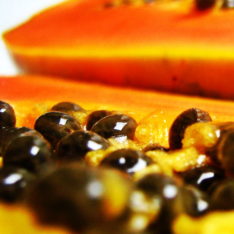 folic acid papaya