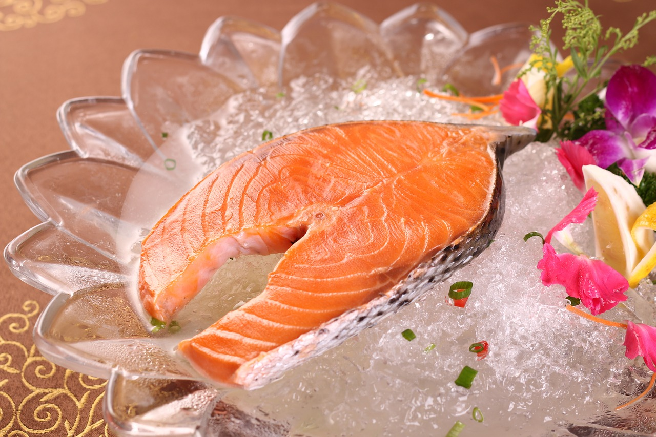 pregnancy nutrition salmon